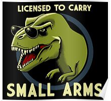 Small Arms Poster