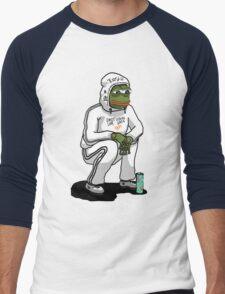 sadboy pepe Men's Baseball ¾ T-Shirt