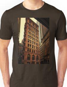 city architecture Unisex T-Shirt