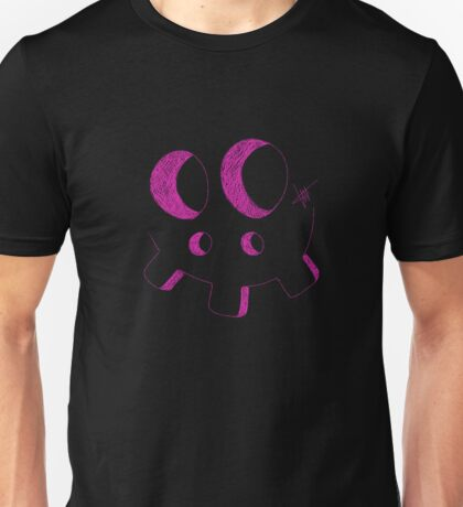 Tricky smile Unisex T-Shirt