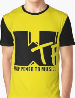 WTF Happened To Music? Graphic T-Shirt