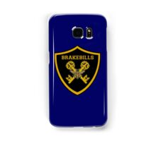 Crossed keys Brakebills Crest Large Samsung Galaxy Case/Skin
