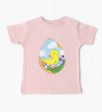 Egg Batch Baby Tee