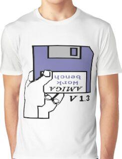 Amiga 500 Workbench Graphic T-Shirt