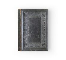 Black Antique Book Hardcover Journal