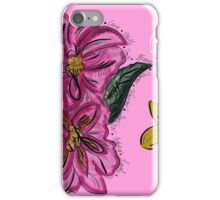 Survivor of Breast Cancer iPhone Case/Skin