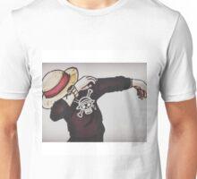 Luffy dab Unisex T-Shirt