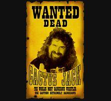 Wanted Dead Cactus Jack Unisex T-Shirt