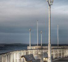 Arcachon jetty by 29Breizh33