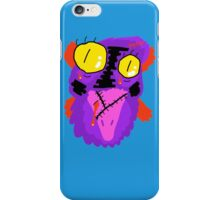 """""""Scooter"""" iPhone Case/Skin"""