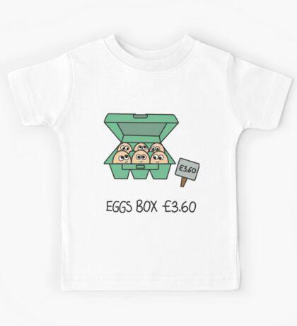 Eggs Box £3.60 Xbox 360 Kids Tee