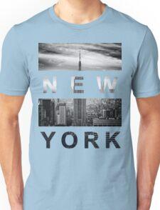 New York #1 Unisex T-Shirt