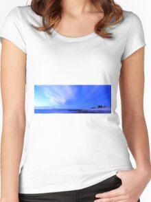 Grange Jetty Women's Fitted Scoop T-Shirt