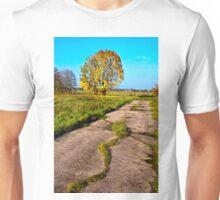 Autumnal spirit of Autumn Unisex T-Shirt