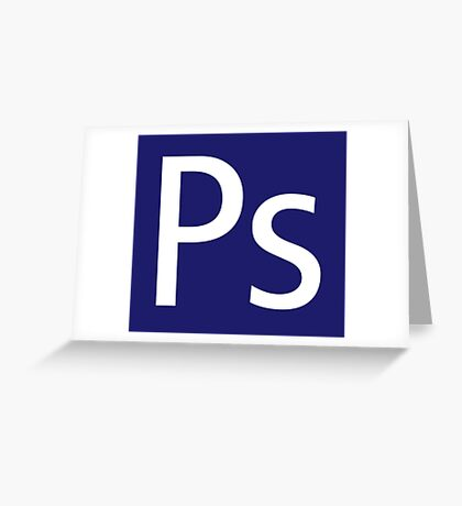 Ps - Photoshop Greeting Card