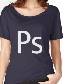 Ps - Photoshop Women's Relaxed Fit T-Shirt