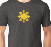 Philippines Sun Unisex T-Shirt