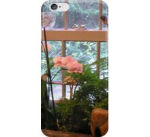 Orchid and friends iPhone Case/Skin