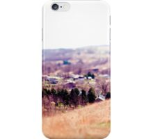 Ghost Town // color iPhone Case/Skin