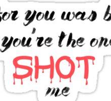 Bulletproof Love - Pierce The Veil  Sticker