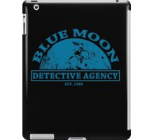 Blue Moon Detective Agency iPad Case/Skin