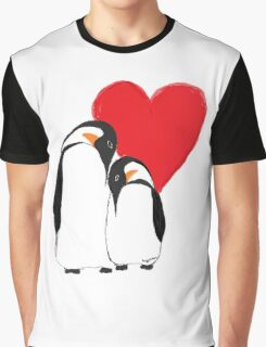 Penguin Partners - Vday edition 2 Graphic T-Shirt