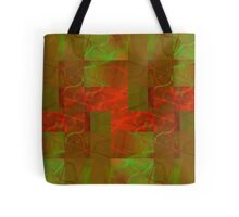 Mingled ribbons Tote Bag