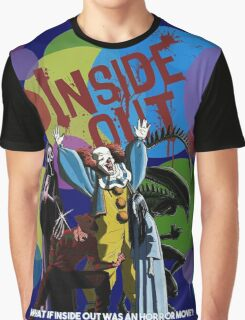 What if Iside Out was an horror movie? Graphic T-Shirt