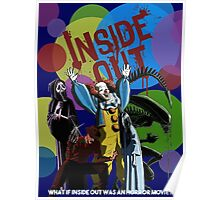 What if Iside Out was an horror movie? Poster