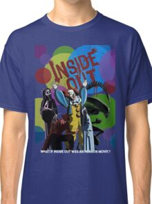 What if Iside Out was an horror movie? Classic T-Shirt