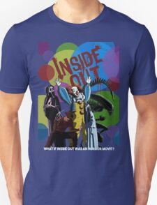 What if Iside Out was an horror movie? T-Shirt