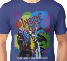 What if Iside Out was an horror movie? Unisex T-Shirt