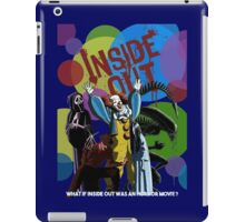 What if Iside Out was an horror movie? iPad Case/Skin