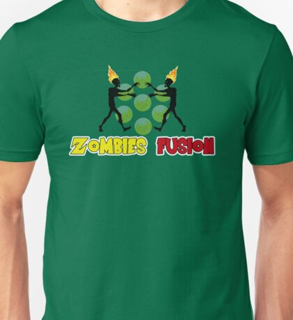 Zombies fusion! - Sayan style Unisex T-Shirt