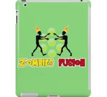 Zombies fusion! - Sayan style iPad Case/Skin