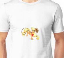Applejack Roping it  Unisex T-Shirt