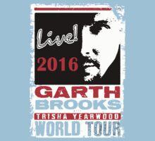 GARTH BROOKS WORLD TOUR 2016 One Piece - Short Sleeve