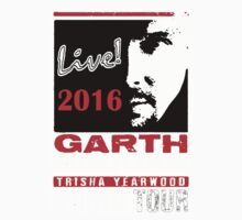 GARTH BROOKS WORLD TOUR 2016 Kids Tee