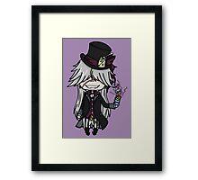 Undertaker Alice Framed Print