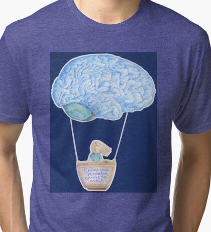 Thoughtful Transport Tri-blend T-Shirt