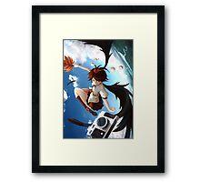Shameimaru Aya Framed Print