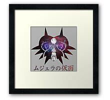 Majora's Mask: Heart of Darkness Framed Print