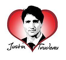 Justin Trudeau Photographic Print