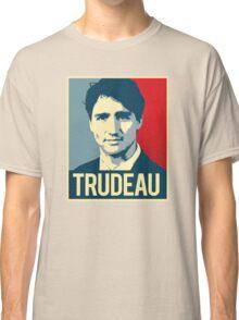 Trudeau Poster Art Classic T-Shirt