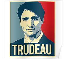 Trudeau Poster Art Poster
