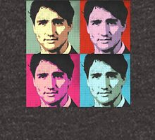 Justin Trudeau Pop Art Unisex T-Shirt