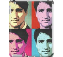 Justin Trudeau Pop Art iPad Case/Skin