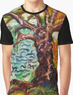 MY TREEFRIEND Graphic T-Shirt