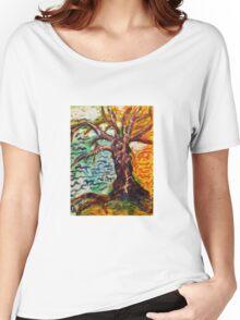 MY TREEFRIEND Women's Relaxed Fit T-Shirt