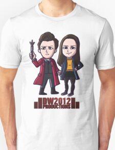 DoctorWho2012 Merchandise, Little Red & Meg T-Shirt